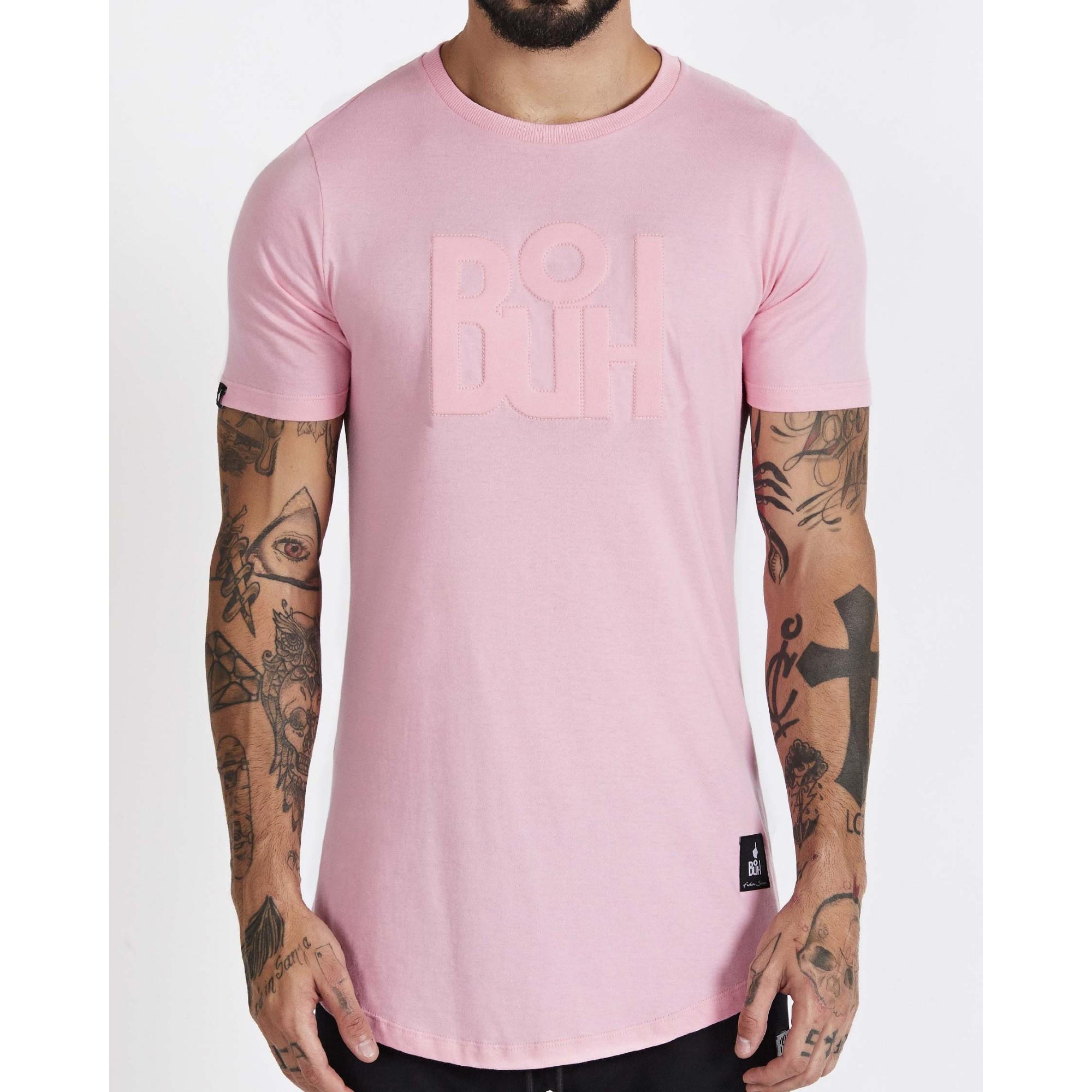 Camiseta Buh Relevo Rose