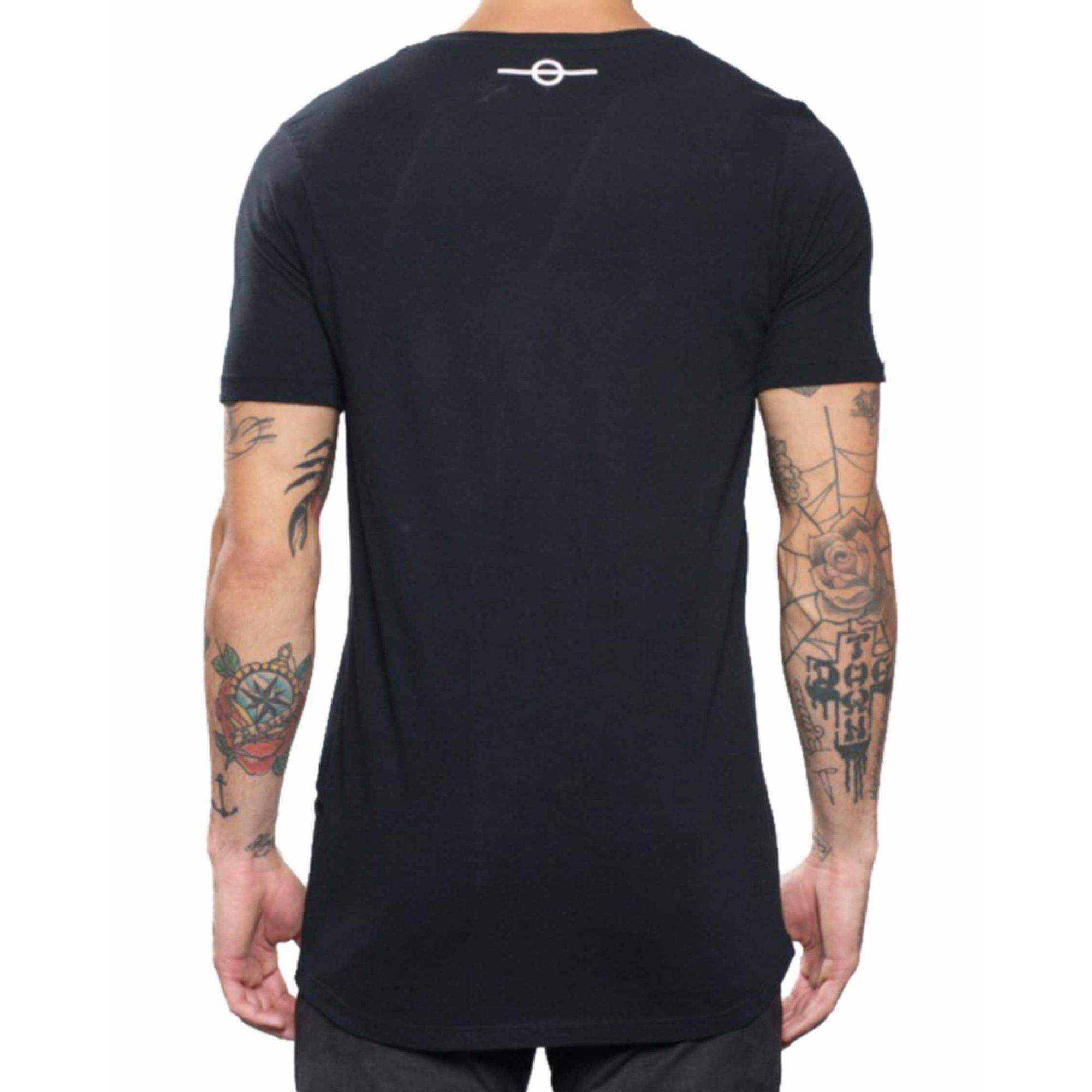 Camiseta Buh Révolution Black