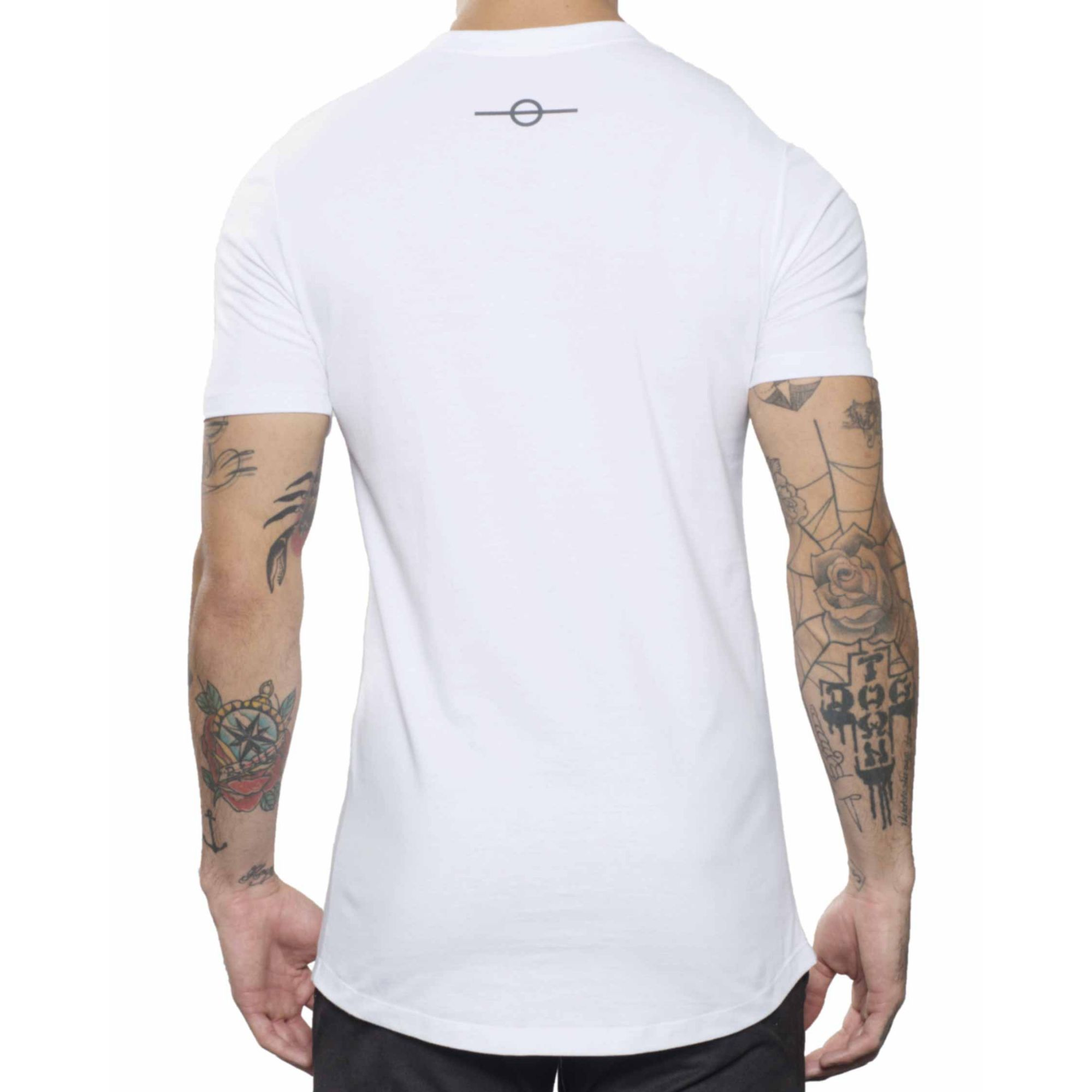 Camiseta Buh Révolution White