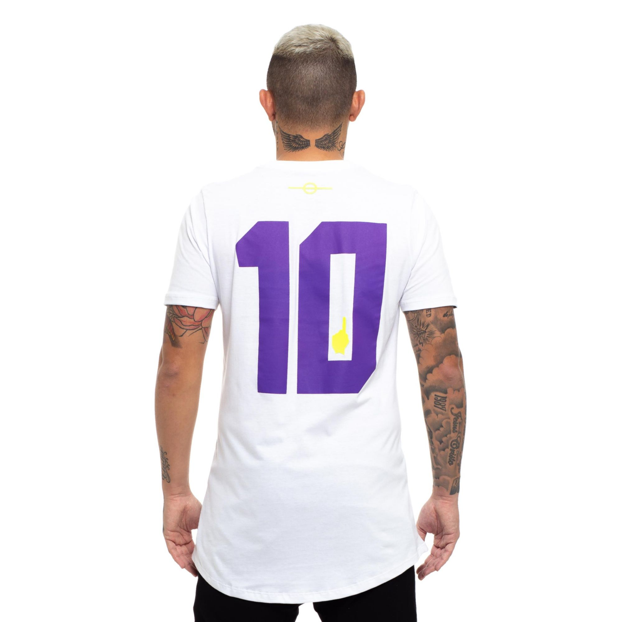 Camiseta Buh Soccer Color White