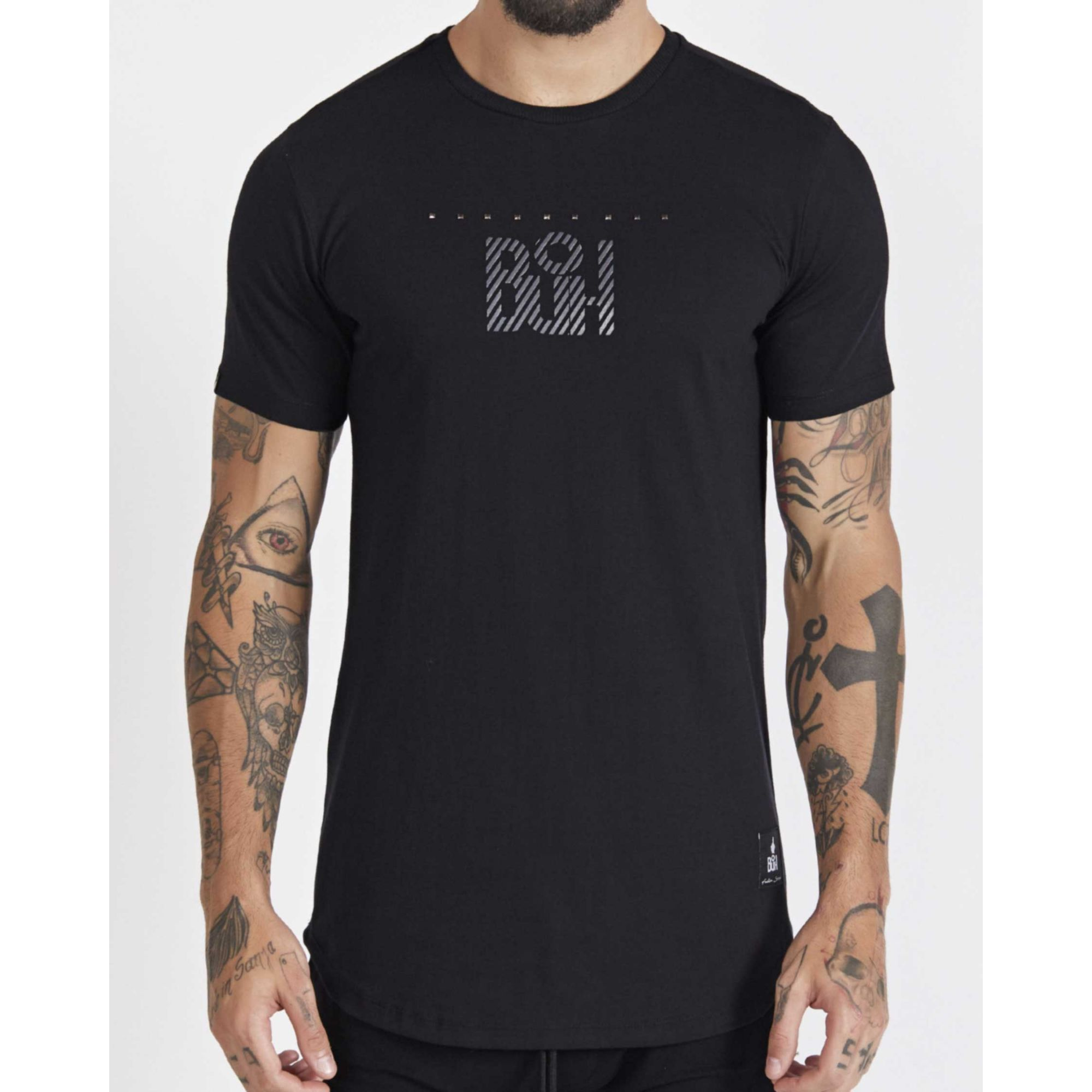 Camiseta Buh Spike Black