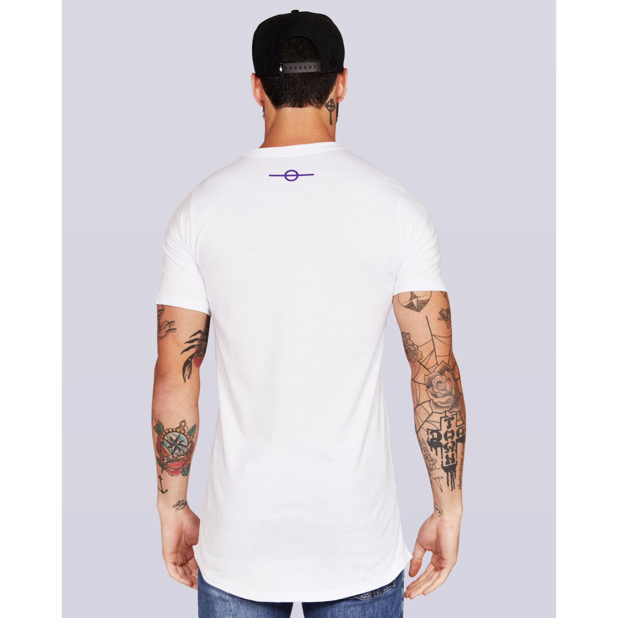 Camiseta Buh Spirit White