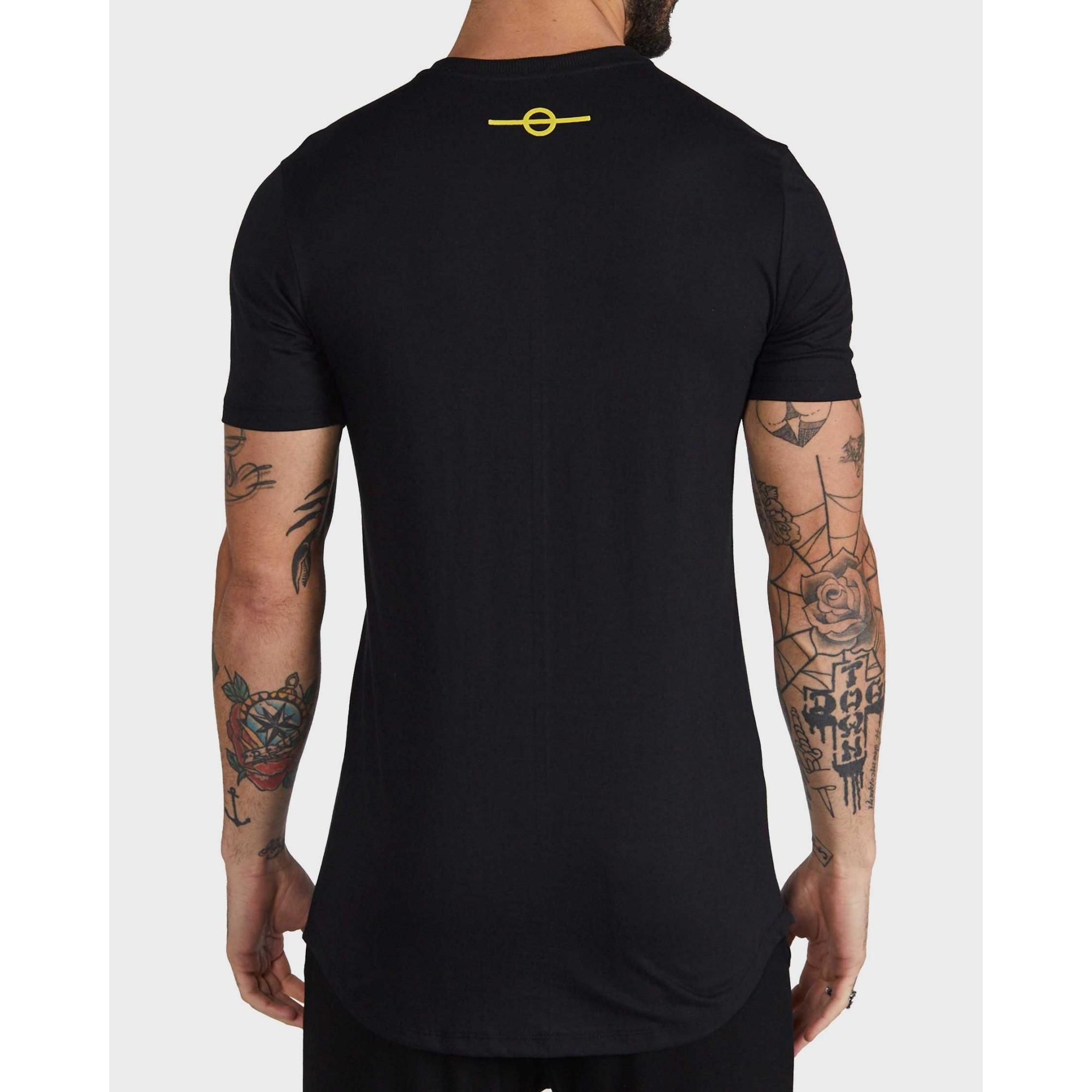 Camiseta Buh String Black