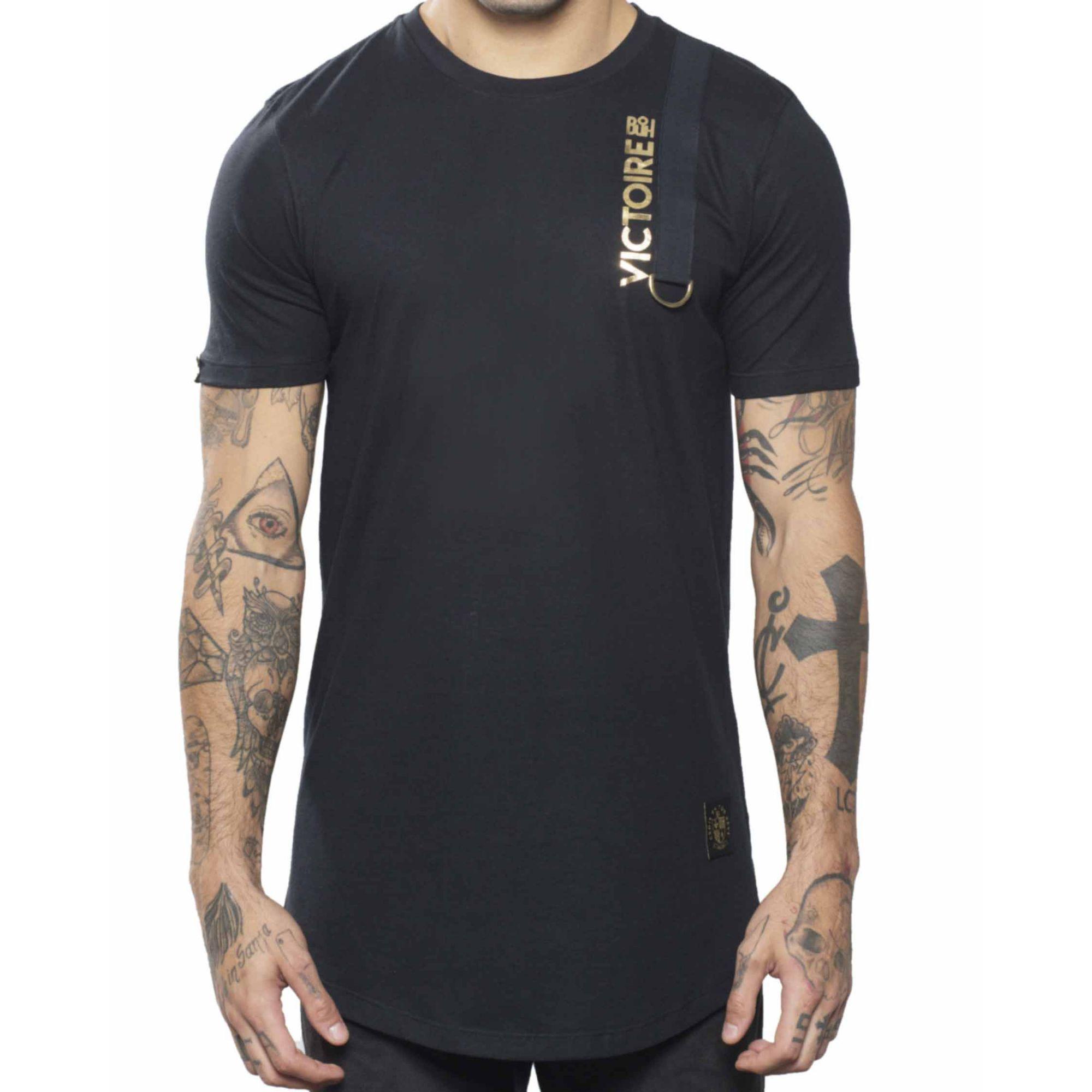 Camiseta Buh Victoire Black