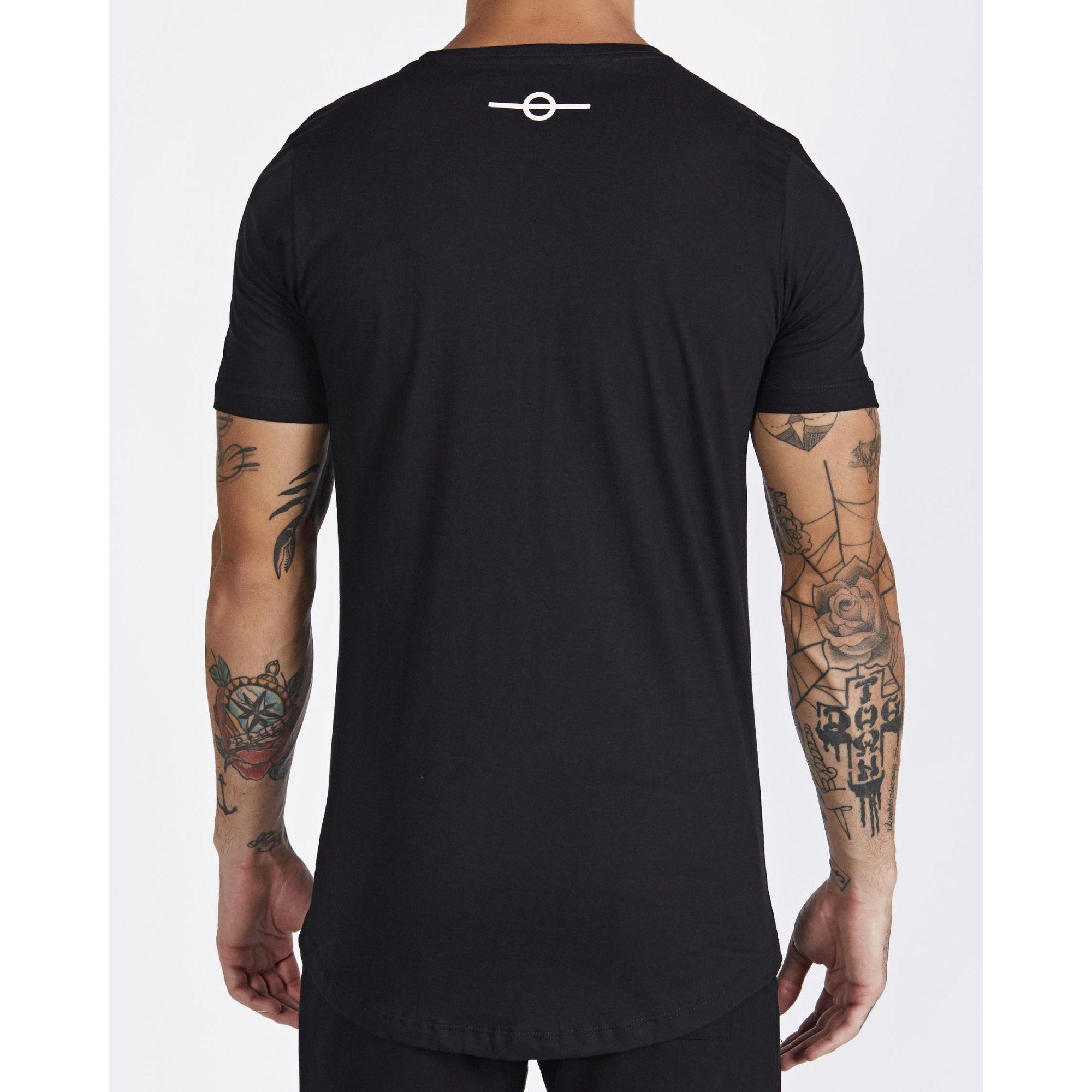 Camiseta Buh Vivo Couro Black