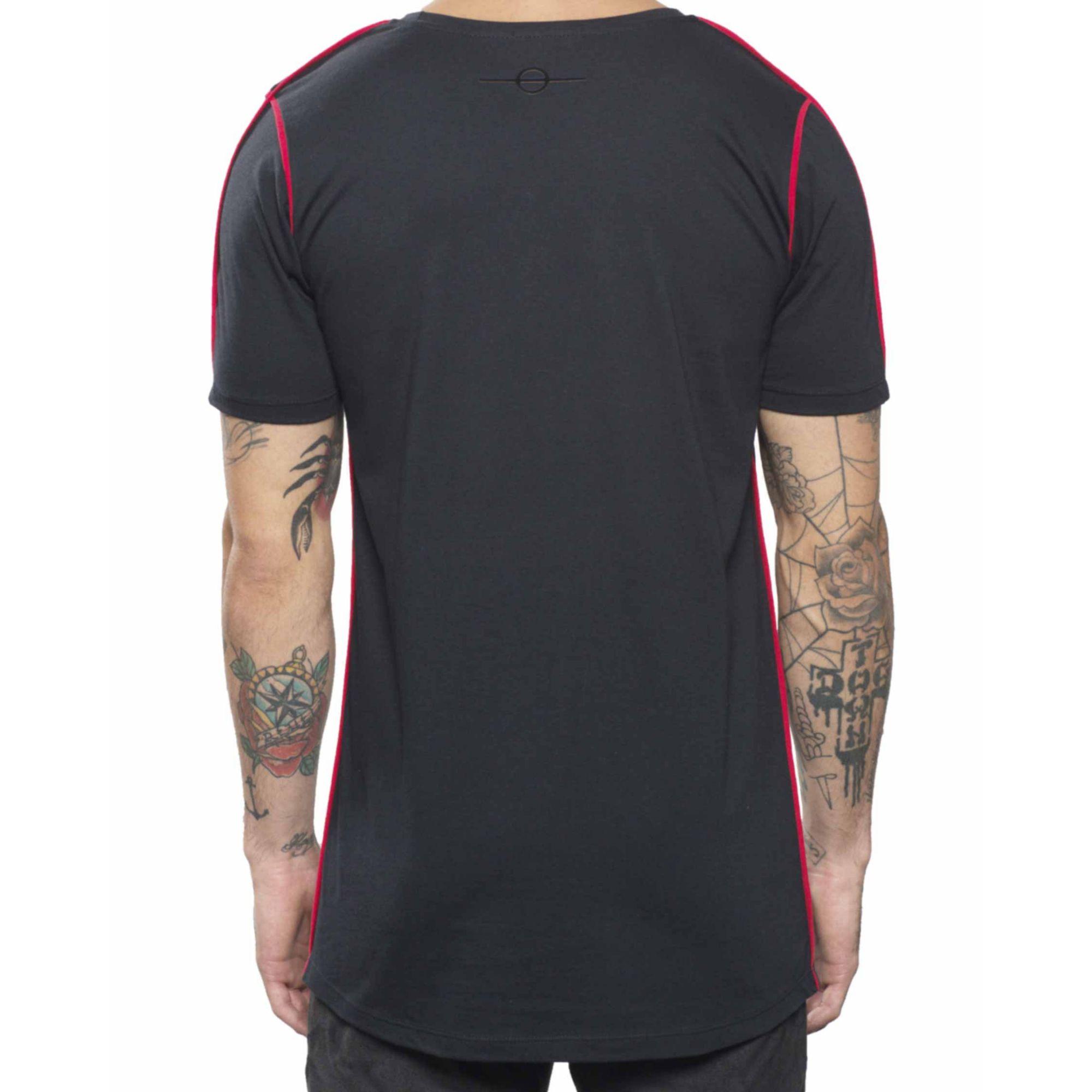 Camiseta Buh Vivos Black