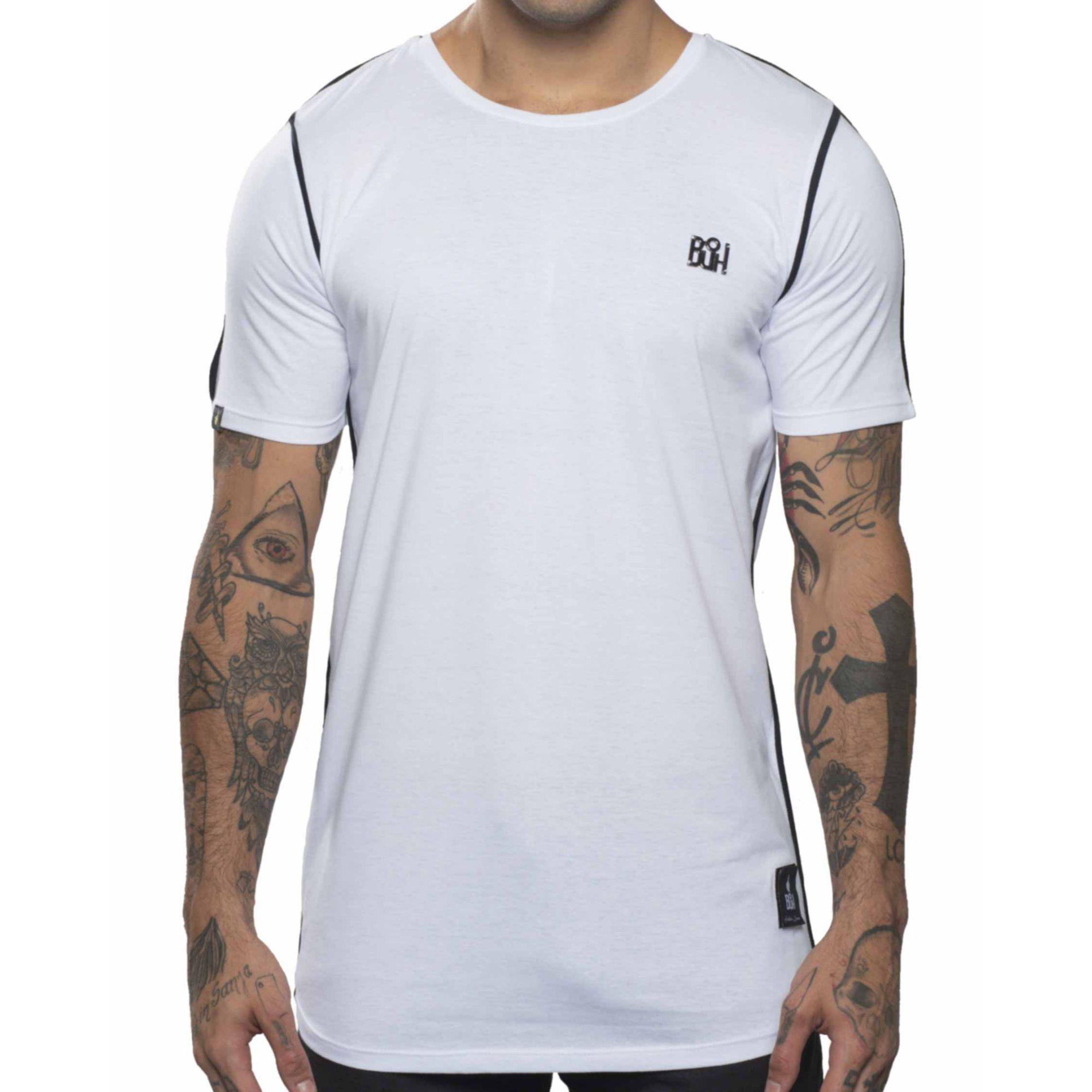 Camiseta Buh Vivos White