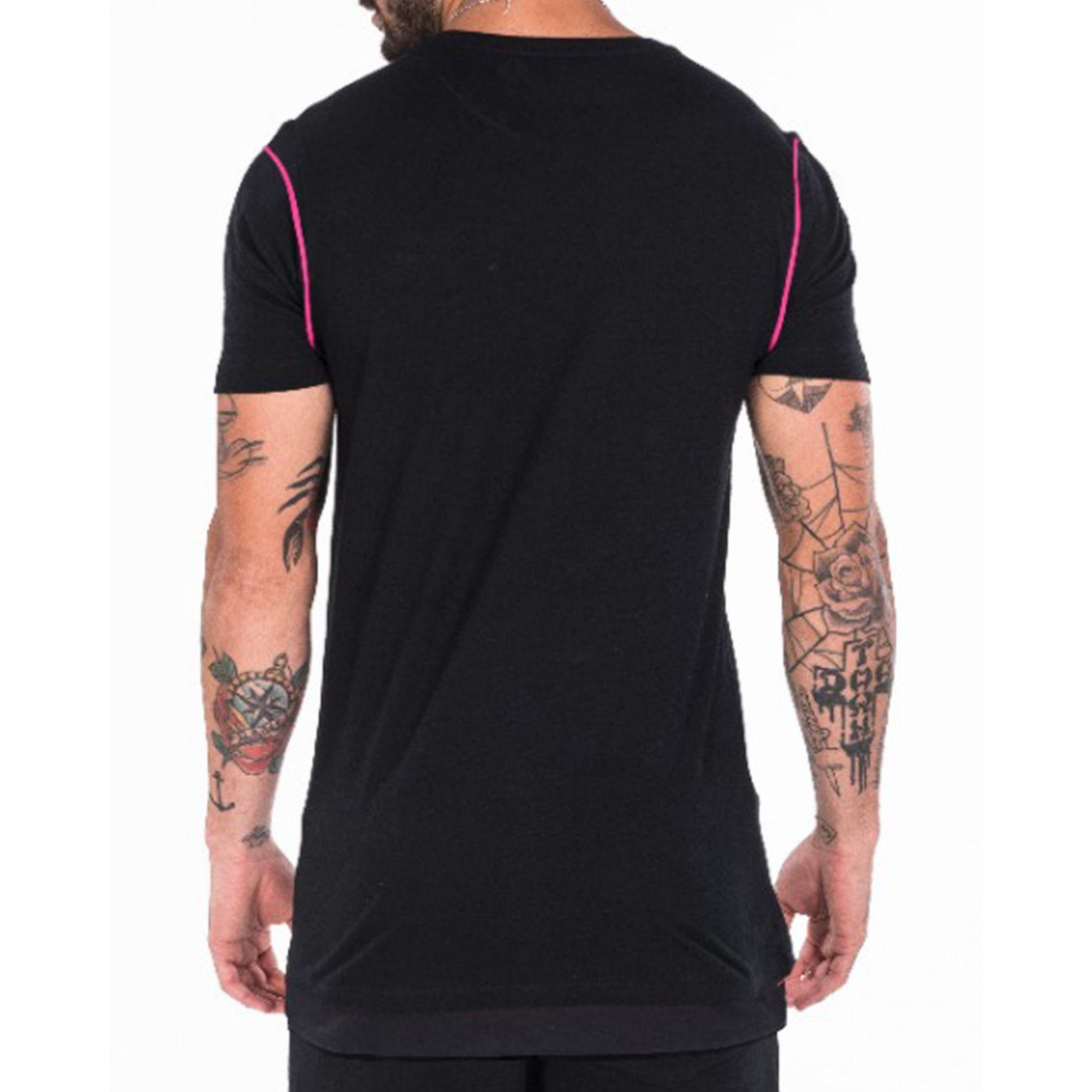 Camiseta Gol By Buh Black