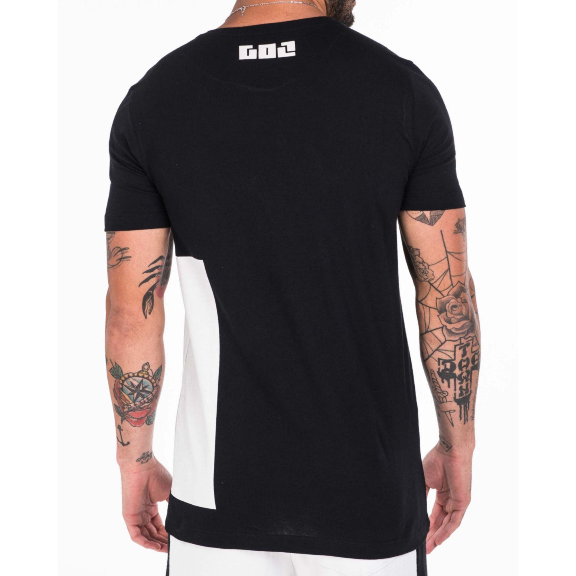 Camiseta Gol By Buh Hope Black