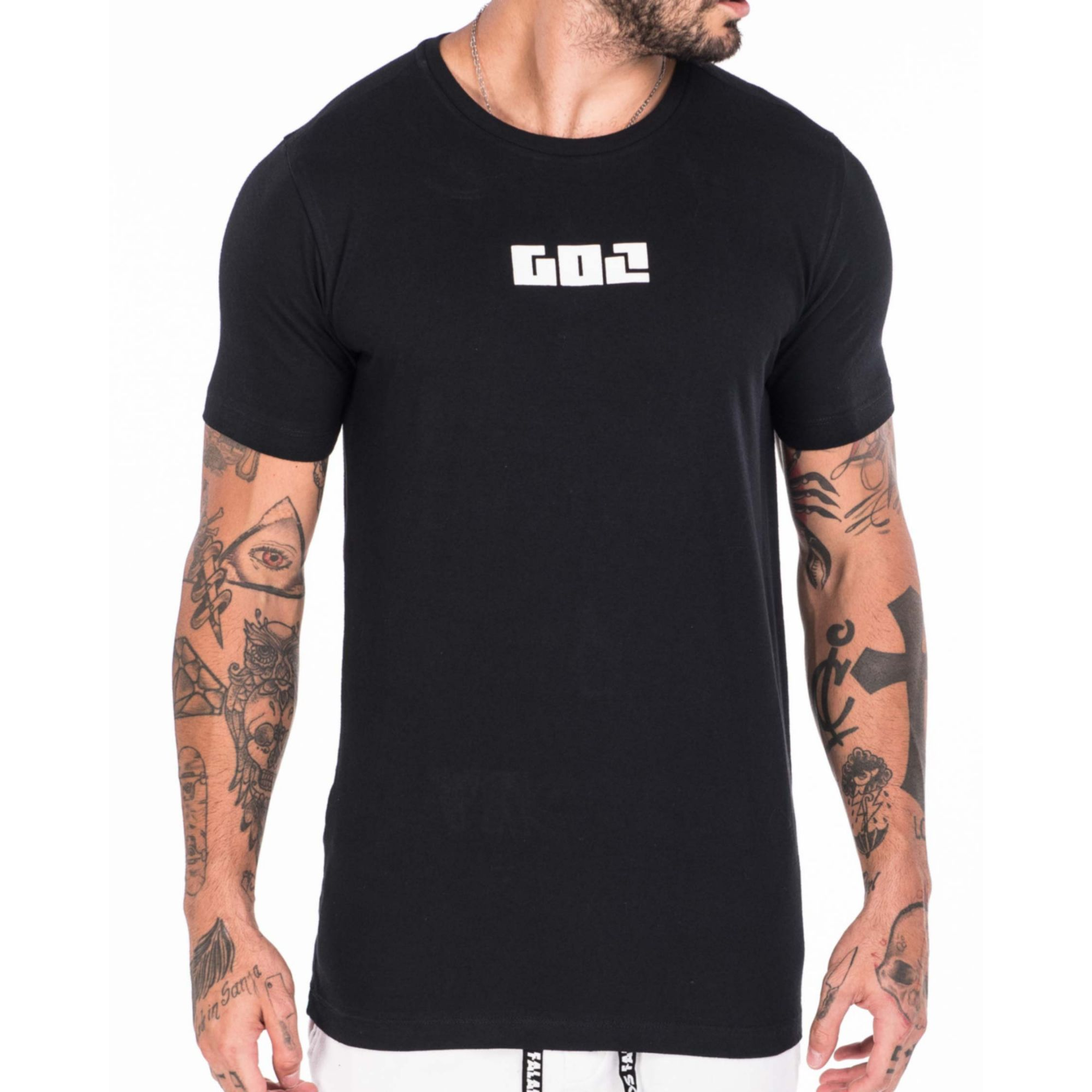 Camiseta Gol By Buh Hope Victory Black