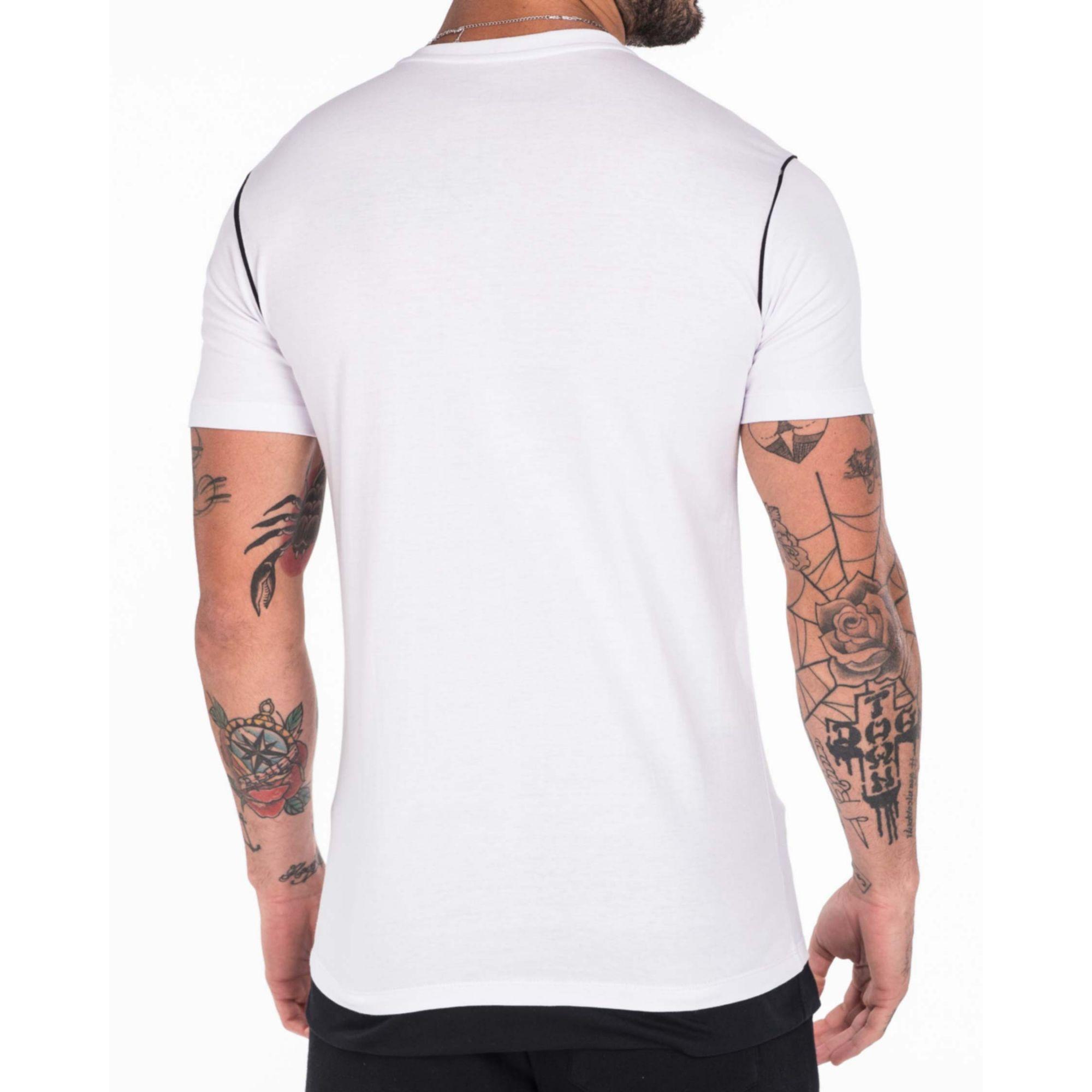 Camiseta Gol By Buh Lion White
