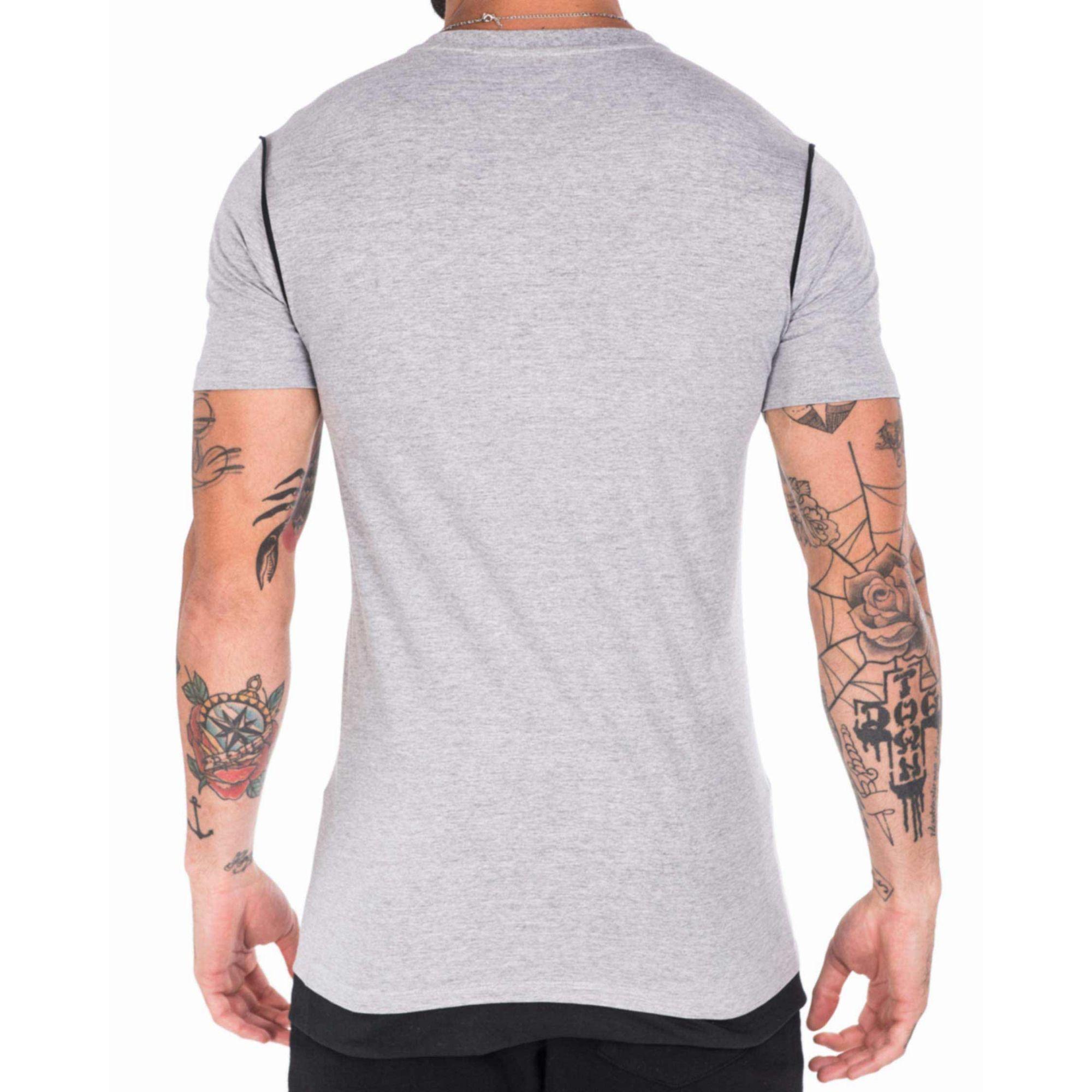Camiseta Gol By Buh Mescla