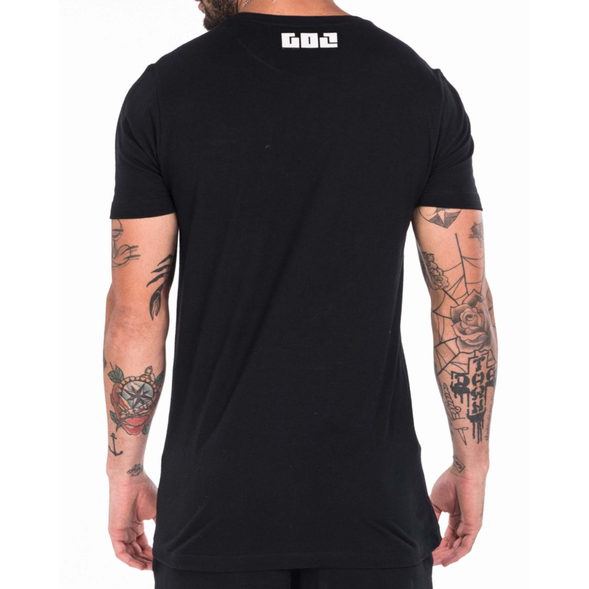 Camiseta Gol By Buh Outline Black