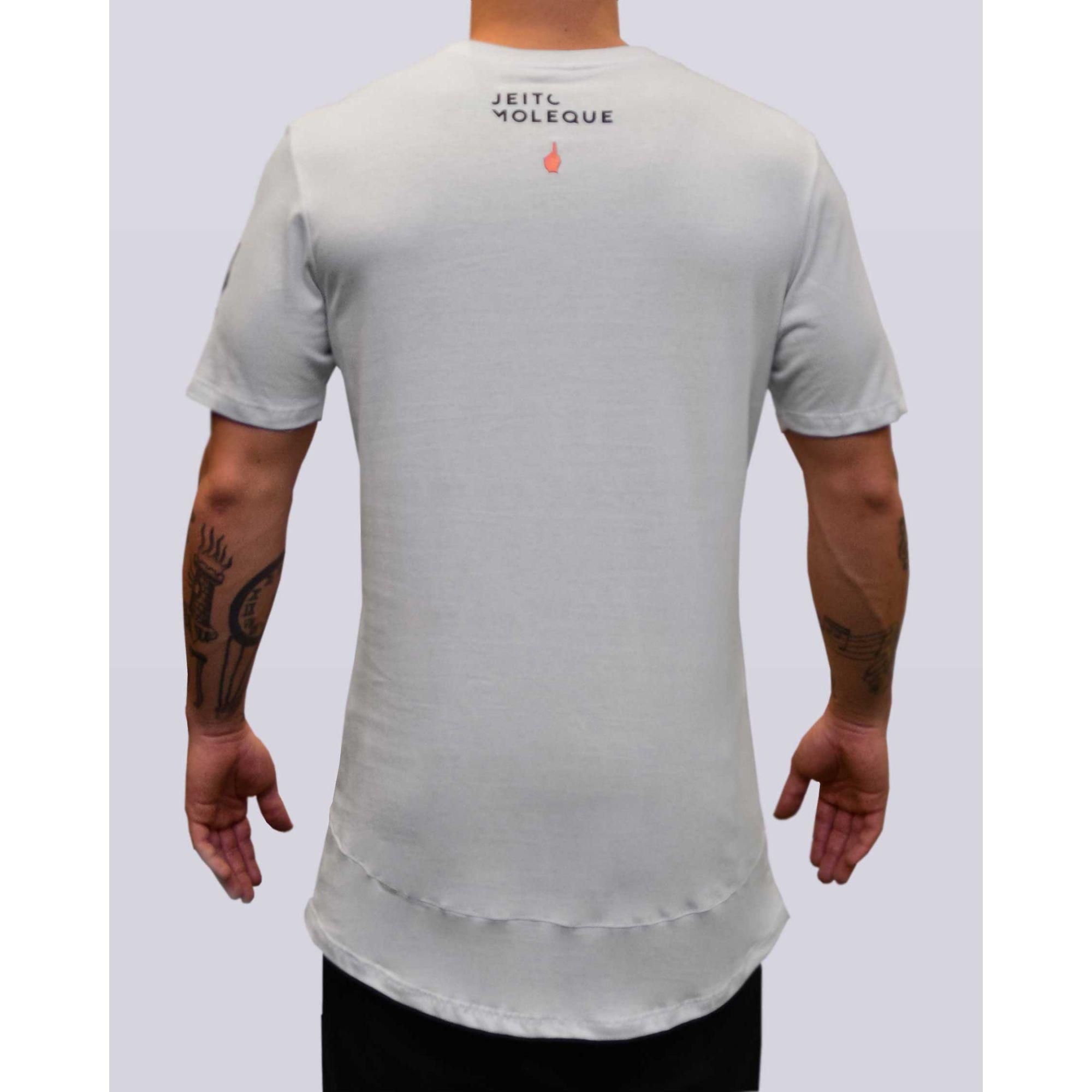 Camiseta Jeito Moleque Amor Eterno White
