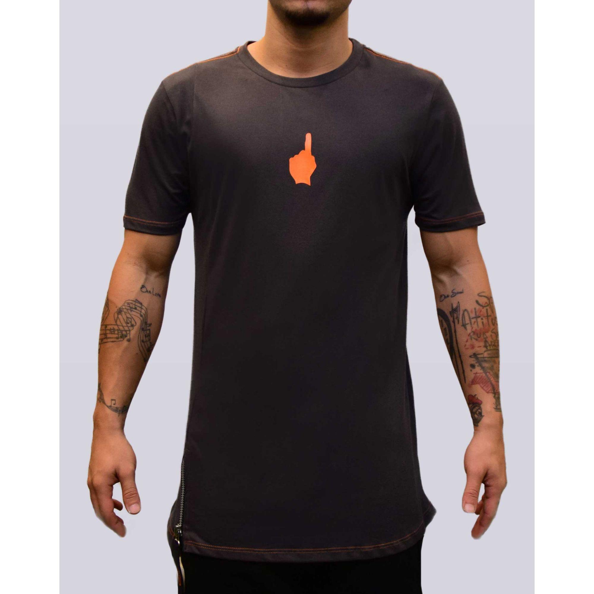 Camiseta Jeito Moleque Me Faz Feliz Black