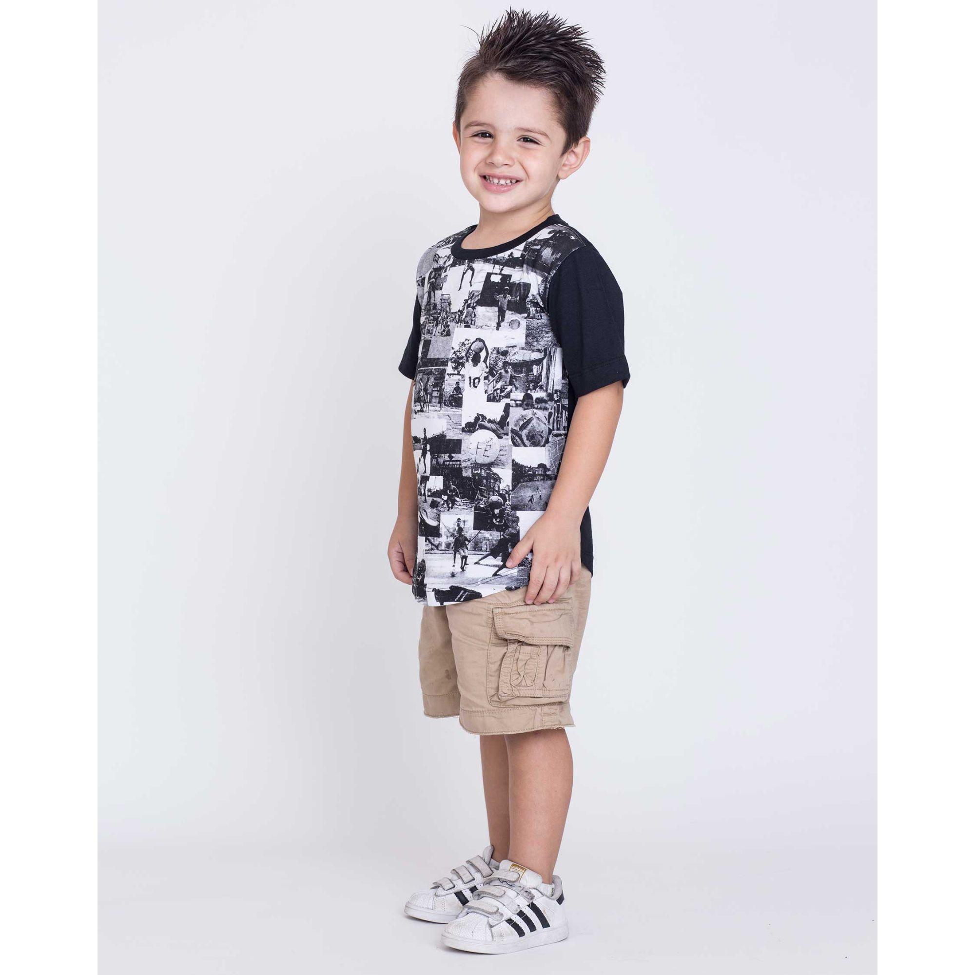 Camiseta Standard Buh Kids Celeiro de Craques