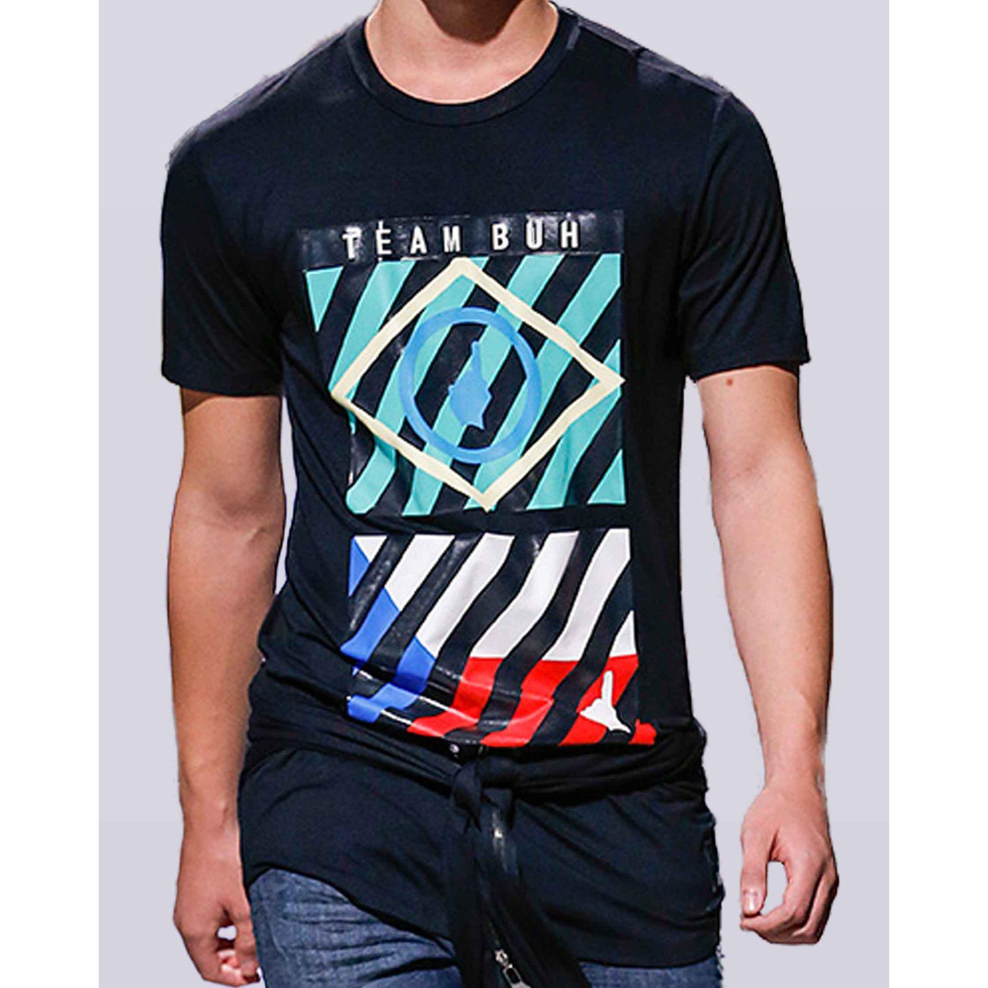Camiseta Team Buh Black