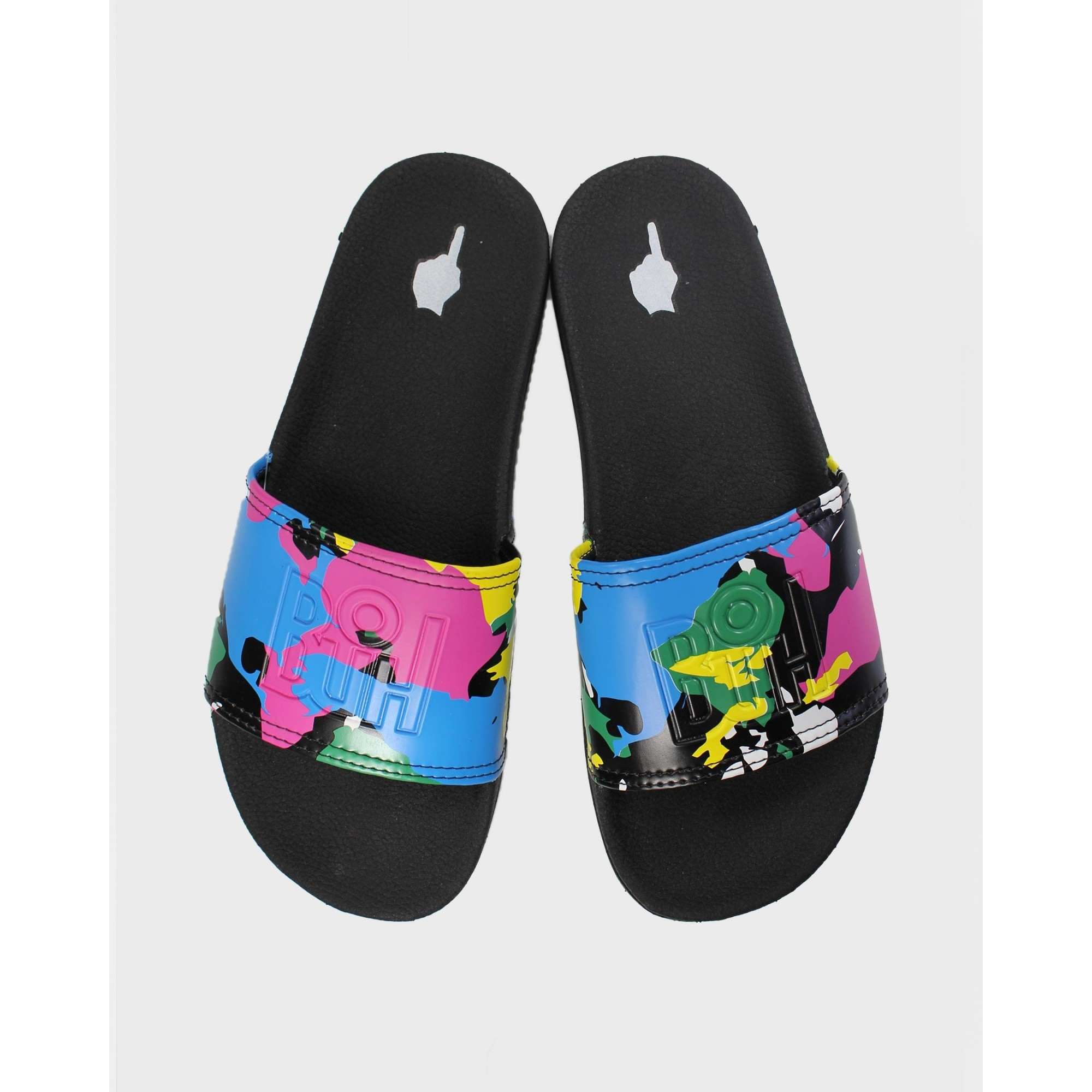 Chinelo Buh Maps Black