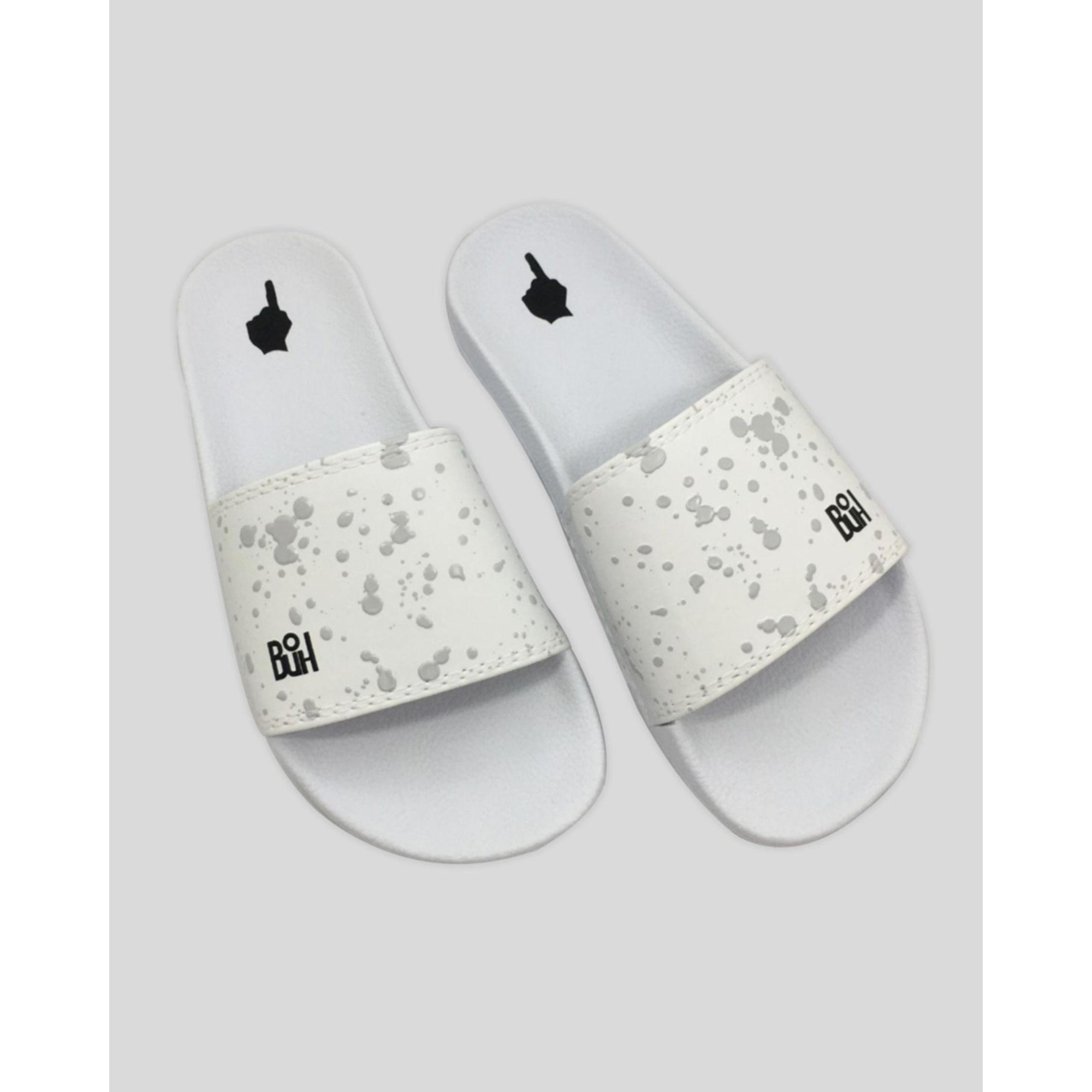 Chinelo Buh Slide Rain White