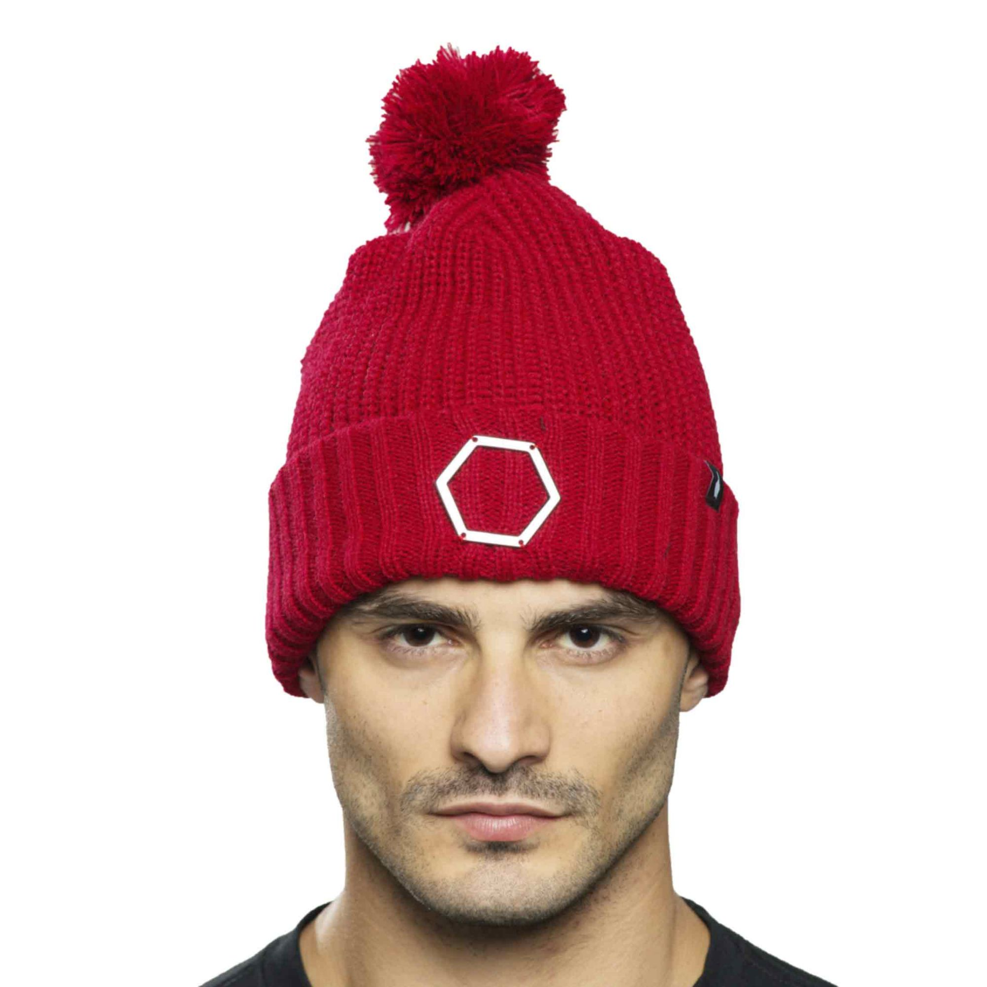 Gorro Buh Paris II Red