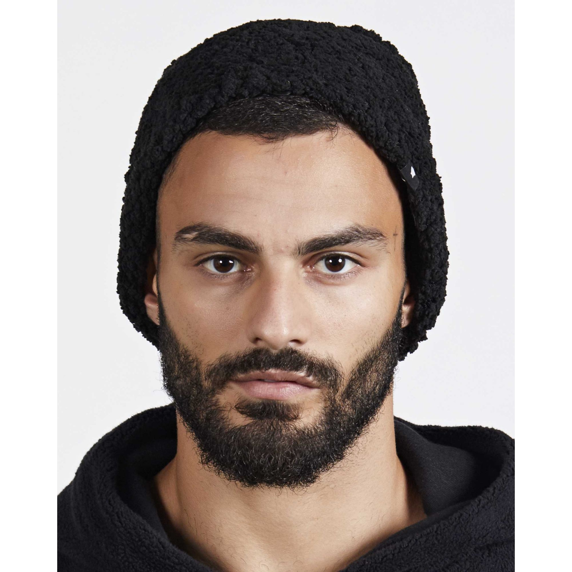 Gorro Buh Placa Black