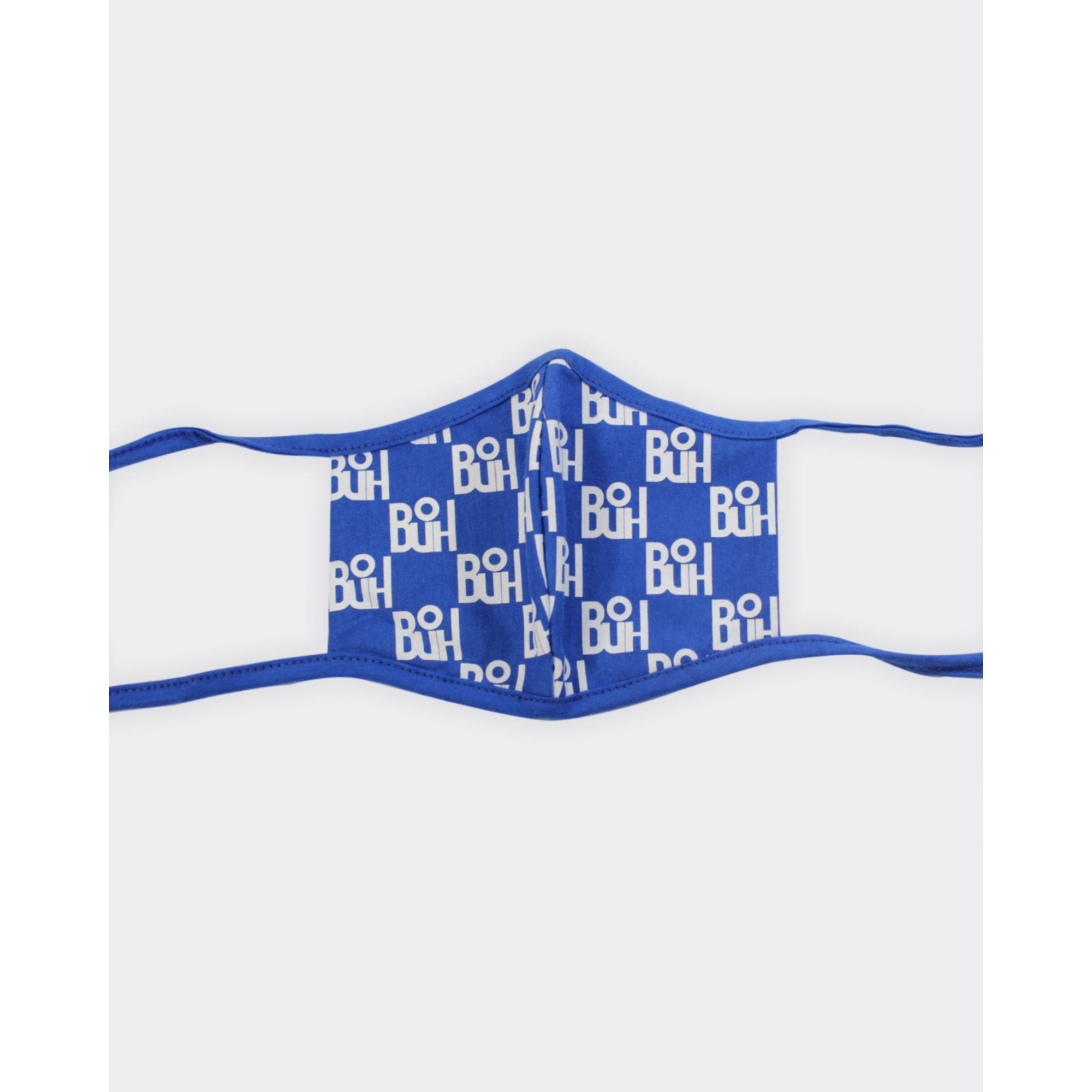 Máscara Buh Proteção Full Print Blue & White
