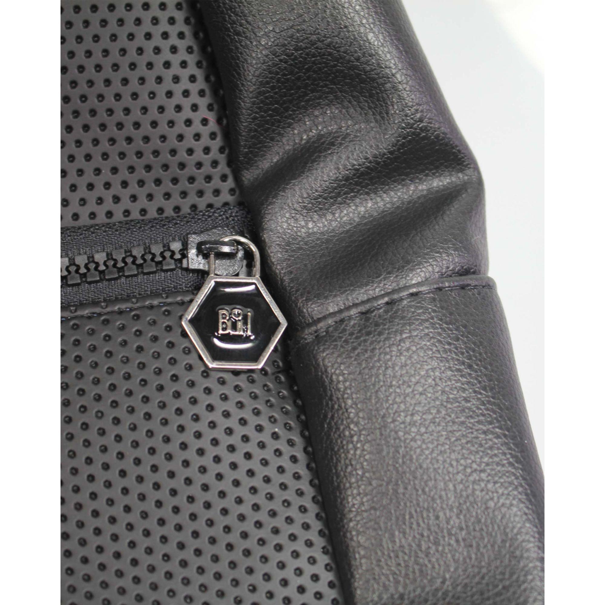 Mochila Buh Dedo Logo Black