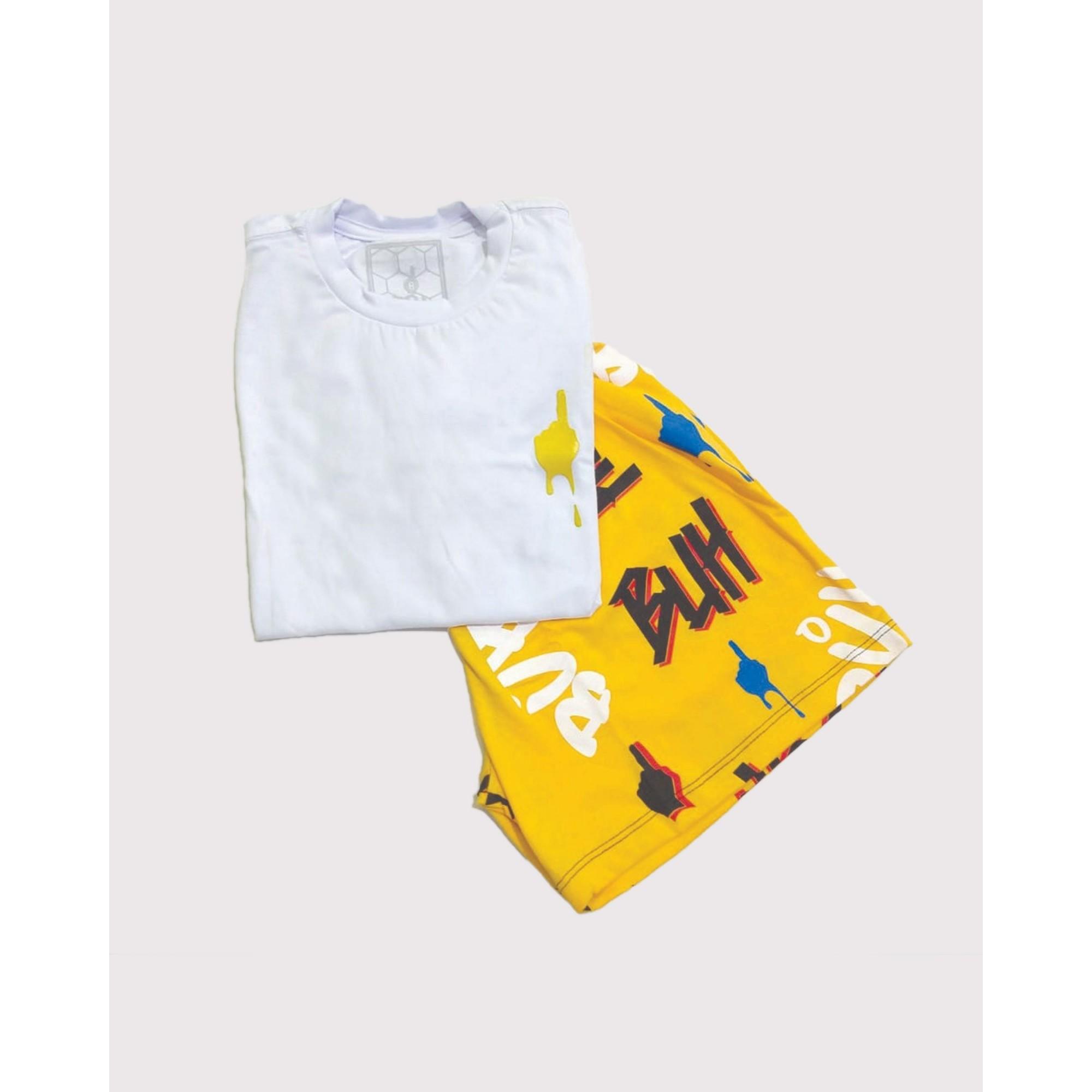 Pijama Buh Kids Dedo Derretido