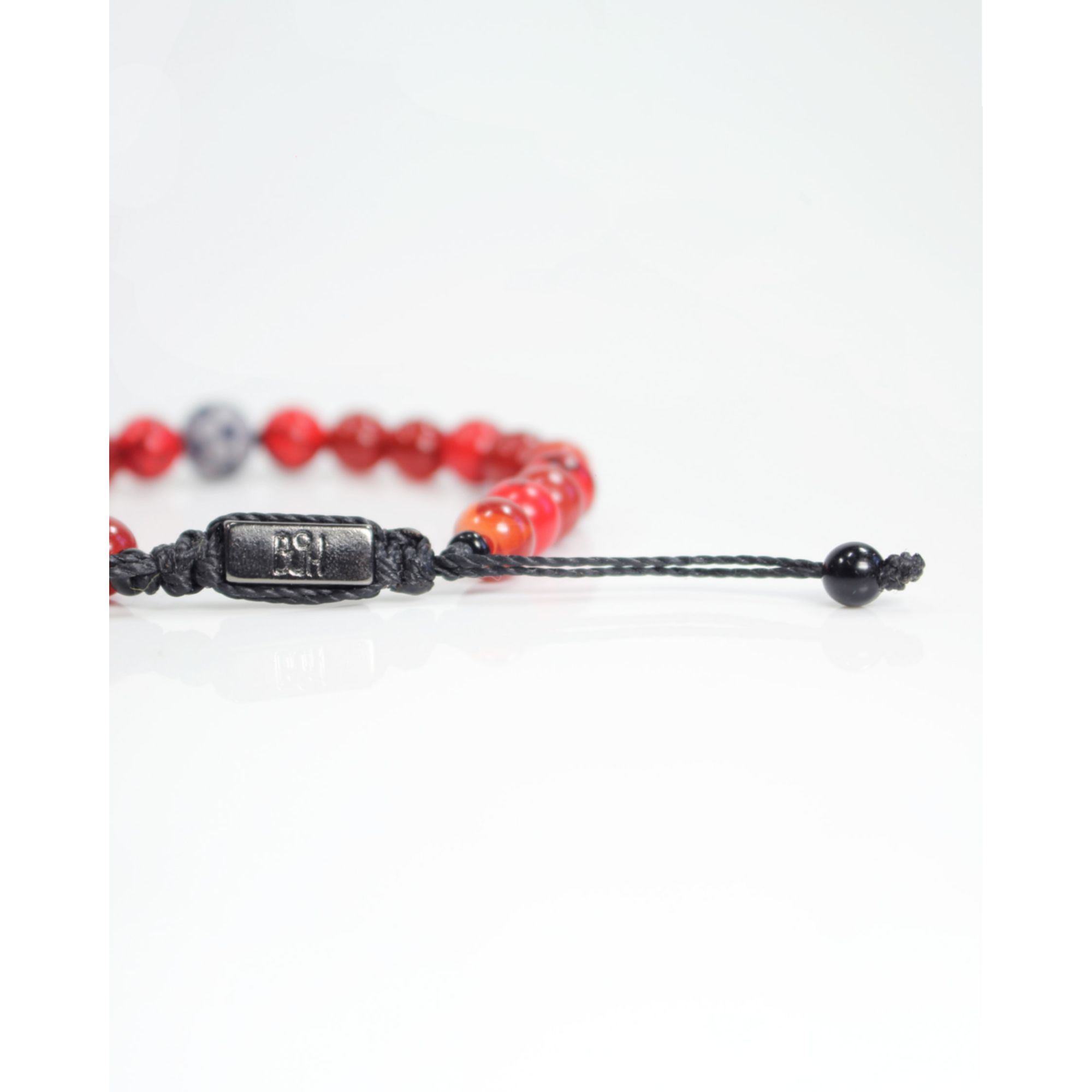 Pulseira Buh Ball Red