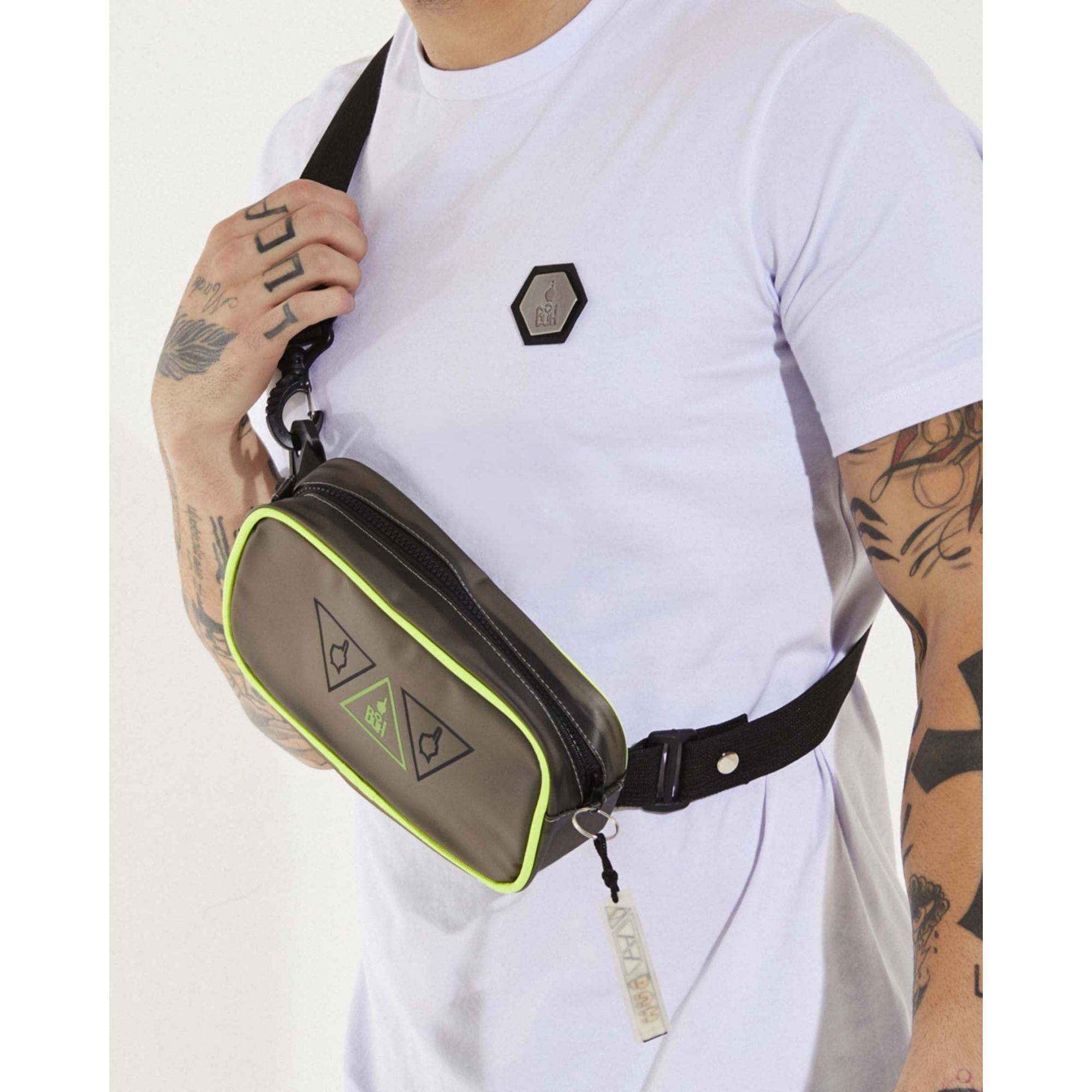 Shoulder Bag Buh Transparente