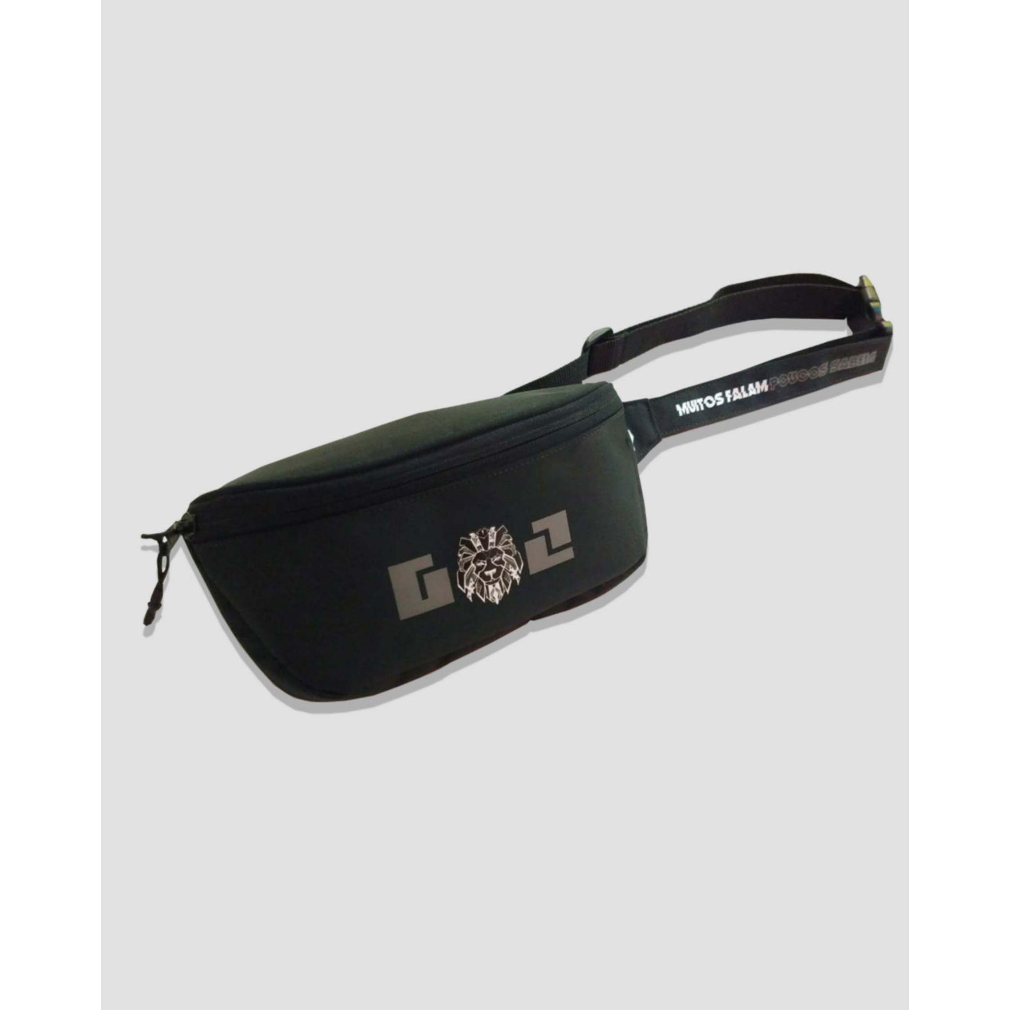 Shoulder Bag Gol By Buh Lion Black