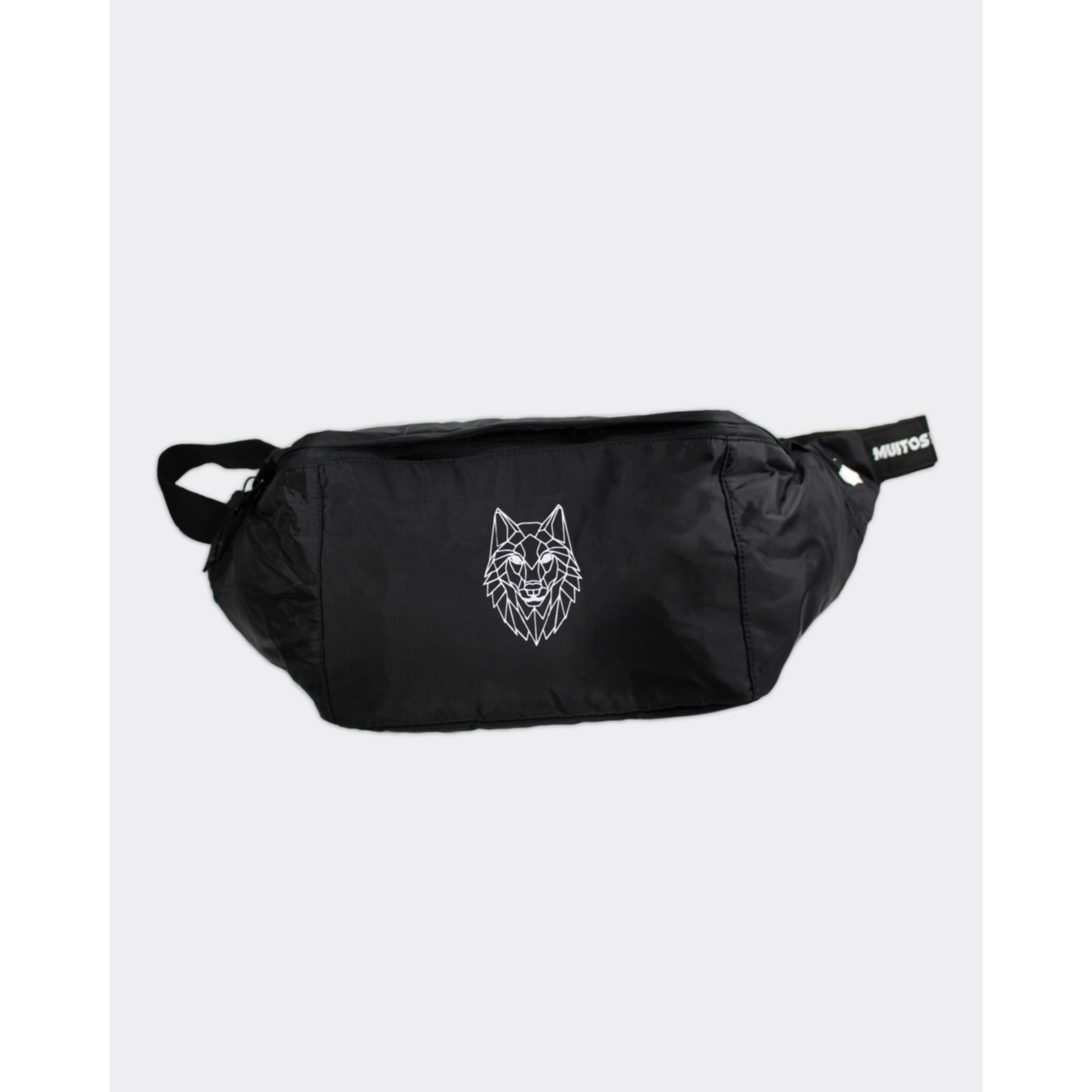 Shoulder Bag Gol By Buh Wolf Black