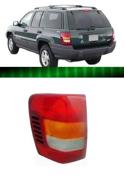 Lanterna Traseira Grand Cherokee 1999 2000 2001 2002 2003