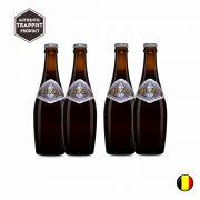 Combo com 4 unidades Orval 330ml