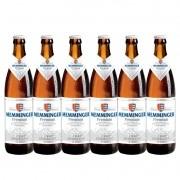 Combo Memminger Premium Pilsen 500ml C/ 6 unidades (Vencimento das cervejas 28/11/2020)