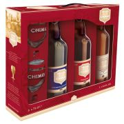 Kit Chimay Cinq Cents,Premiere,G Reserve 750ml  3 + 2