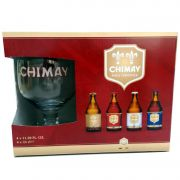 Kit Chimay Red / Trippel / Blue/ Doree 330ml 4+1