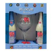 Kit Delirium Tremens e Argentum + 1 Taça Tromba do Elefante