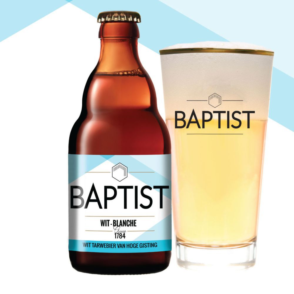 Baptist Wit 330ml