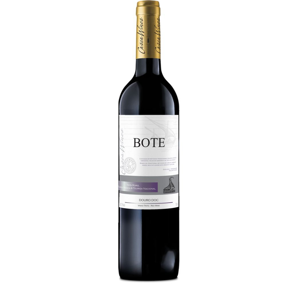 Vinho Português Bote Tinto Doc Douro 2016 - 750ml