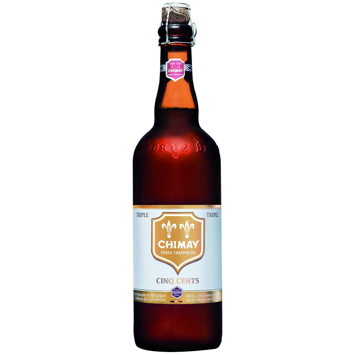 Chimay Cinq Cents (Tripel) 750ml
