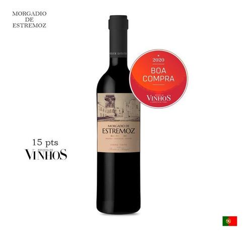 Combo C/6 Vinhos Português Morgadio De Estremoz Tinto