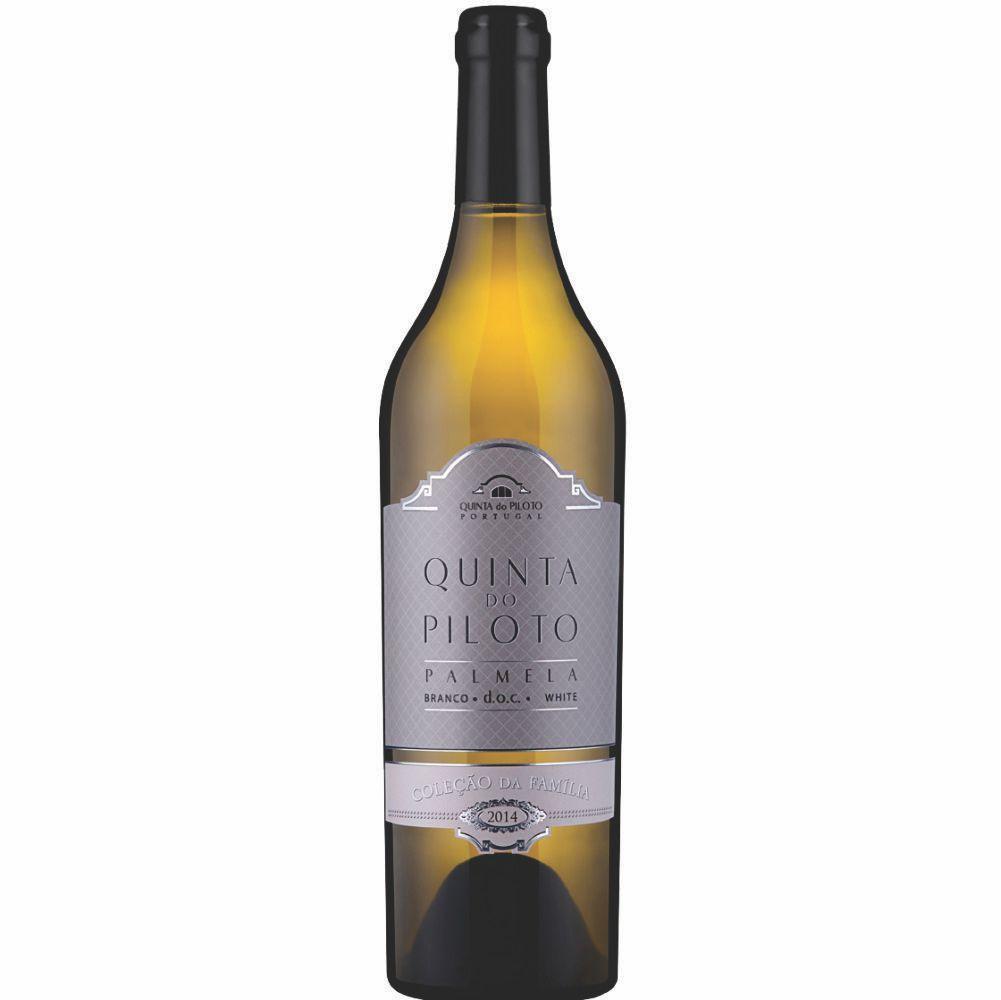 Vinho Português Quinta do Piloto Coleção da Família Branco  2015 - 750ml