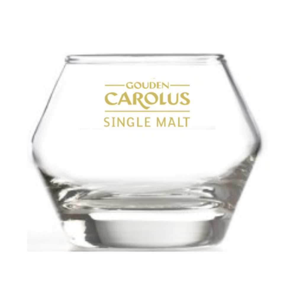 Copo Vidro Gouden Carolus Single Malt
