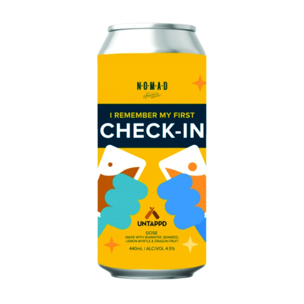 Dogma I Remember My First Check-in  473ml
