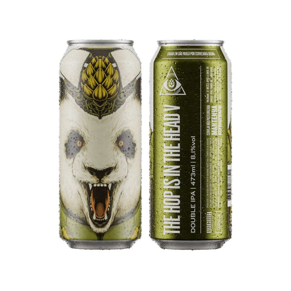 Dogma The Hop is in the head V  473ml