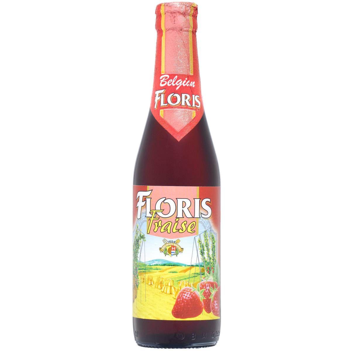 Floris Fraise 330ml