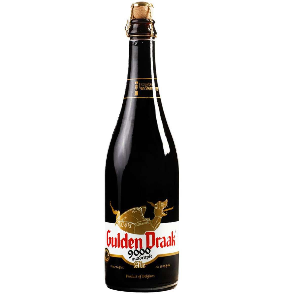 Gulden Draak 9000 750ml (Vencimento 25/09/2020)