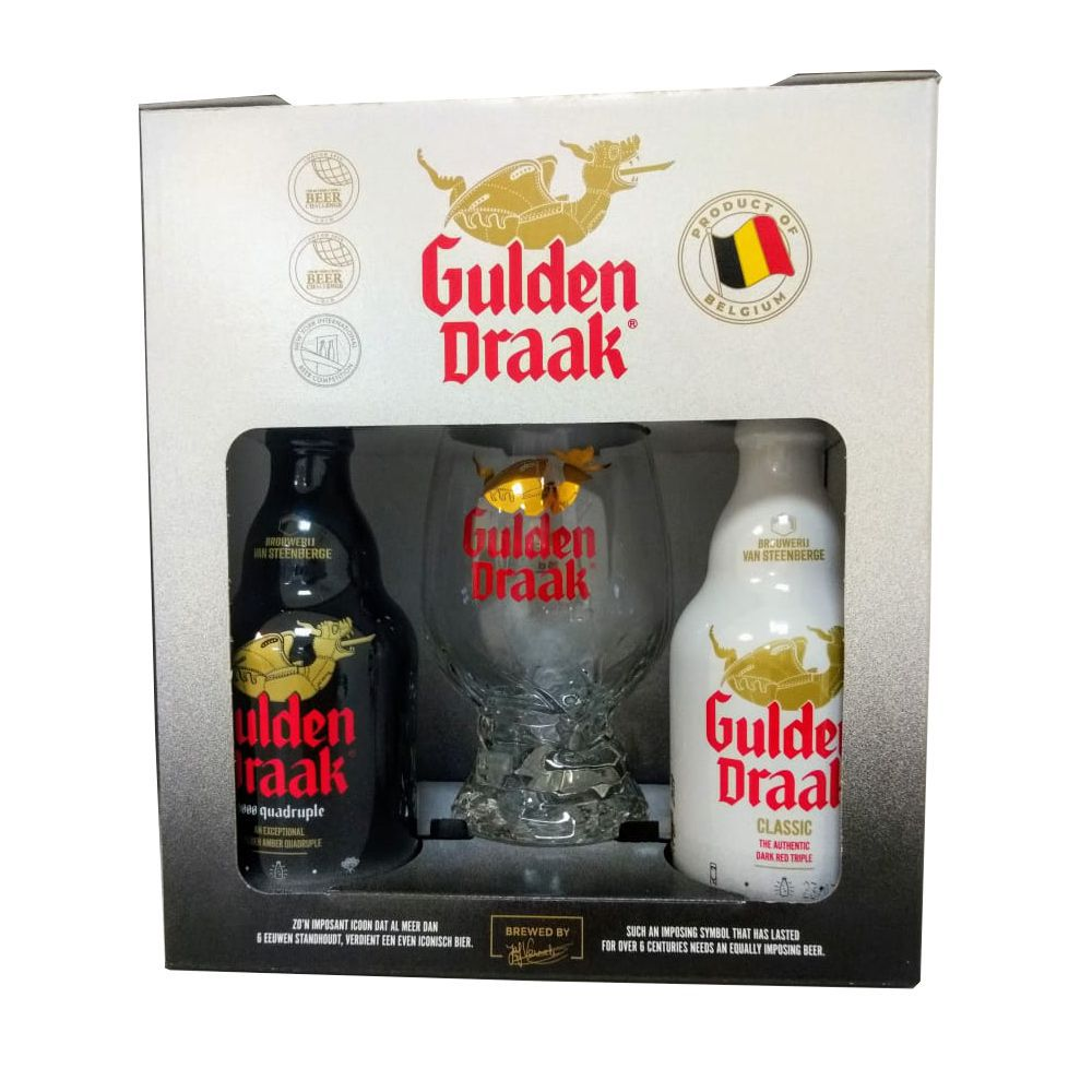 Kit Gulden Draak  2 + 1