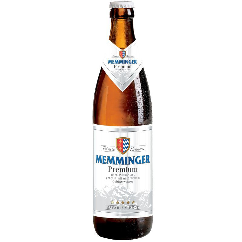 Memminger Premium Pilsen 500ml